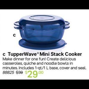Tupperware Mini Stack Cooker